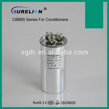 CBB65 air conditioner oval capacitor