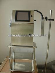 expiry date printing machine, pipe printing machine,barcode printing