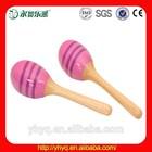 Hot sale wooden maraca,High Quality wooden Musical Instrument