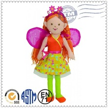 Custom high quality top selling lovely girl toy doll