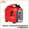 Powertec 4- carrera 1400w digital generador de la gasolina, generador del inversor, la generación de herramientas