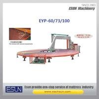 EYP-60/73/100 Circular Mattress Foam cutting Machine