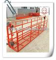 Suspendue plateforme/gondole ascenseur