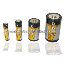 High safety Znic carbon Battery 1.5v AA / R6 /UM-3