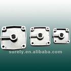 Aluminum die casting cylinder head valve seat machine