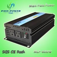One Year Warranty 600W Pure Sine Wave Inverter 12v 220v Power Car Converter