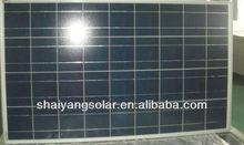 12v 100w poly solar panel/ solar pv modul 100watt with best price