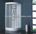 Basit komple modern cam duşlar duş odası tasarımı