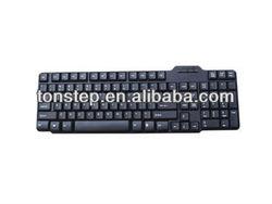 Hot-sale laptop/desktop PS/2 and USB port keyboard