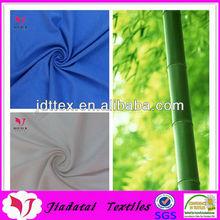 Organic waterproof stretch bamboo fabric wholesale