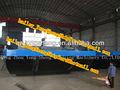 Automotor areia tranportation de barcaças com capacidade 30-500ton