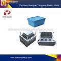 Frutta di plastica& cassa agricoli stampi per iniezione di materie plastiche, canale caldo auto goccia frutta di plastica cassa(OEM)