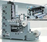6 colours Label Printing Machine