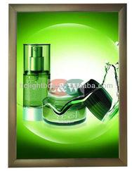 shenzhen Aluminum frame light box snap frame poster frames A3