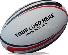 Official Match Size 5 Rugby ball made to IRB specification