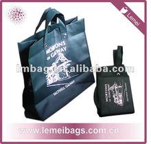 laminated non woven foldable bag