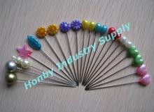 Fashion Design - Wholesale Plastic Head Hijab Pin