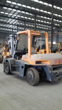 used 7ton fork lifter