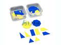 Montessori Tesselations Boxes(set of 10)