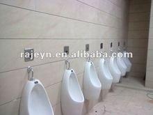wall hung auto urinal pir sensor urinal