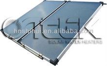250L flat panel solar water system,popularizer flat plate solar water heater,solar hot water colector