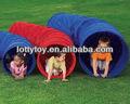 Glück kinder spielen tunnel