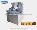caliente venta de galletas automática de la máquina