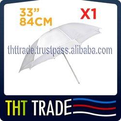 83CM white photographic soft light umbrella