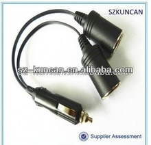 12V car continued power supply cable spt-2 18AWG SZKUNCAN for car and solar battery