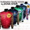 Varsity Jackets / Buy Custom Varsity Jackets With Fine Stitching & Graceful Fitting From ZONA STAR Pakistan