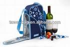 2 person wine bag shoulder wine cooler bag picnic wine bottle bag