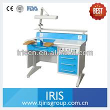 Dental workstation for single person in sky blue color