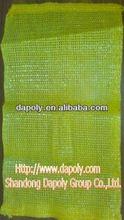 shandong qingdao good factory vegetable onion potato fruite packaging wholesale cheap nylon mesh drawstring bags