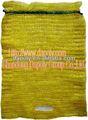Sólida calidad del color del brillo brillante precio barato red cebolla patata del paquete de malla de pe de semillas de malla bolsa