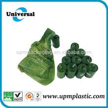 plastic Color Eco-friendly dog poop waste bag
