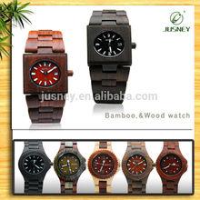 alibaba china vogue man wooden watch/ japan movt quartz lady & mens wrist watches