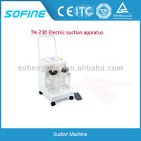 Hospital Surgical Suction Apparatus Operated