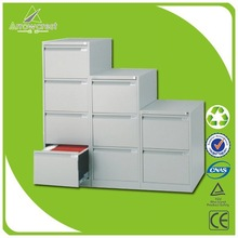 No Screw Knock-down Design 4 Drawer File cabinet