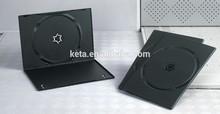 5.2mm single DVD Case black color