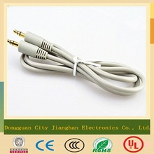 made in china salable audio and video 3.5mm stereo audio cable