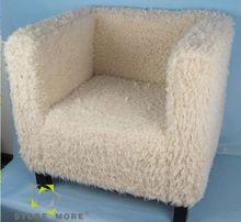 Puff Furnitur 3 Legged Tub Chair With Ottoman