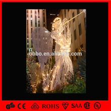 Christmas Outdoor Decoration Light Angel