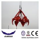 Four Ropes Mechanical Orange Peel Grab