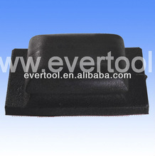 evertool manual de bloque de lijado con velcro