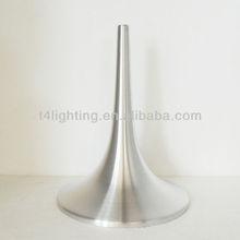 aluminum spinning metal ceiling pendant lamp shade