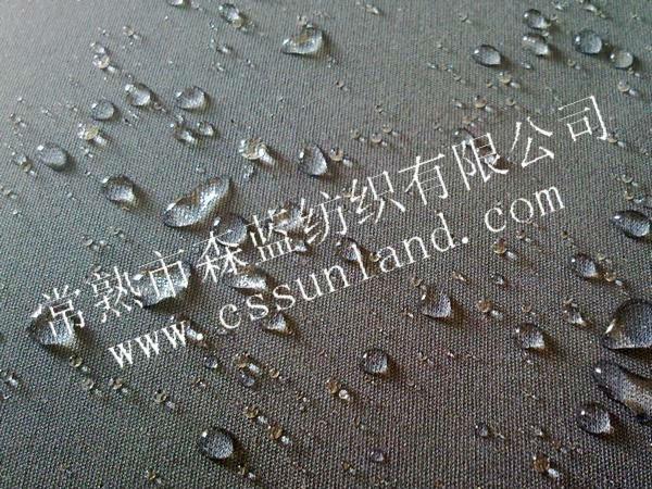 100% polyester interlock waterproof fabric