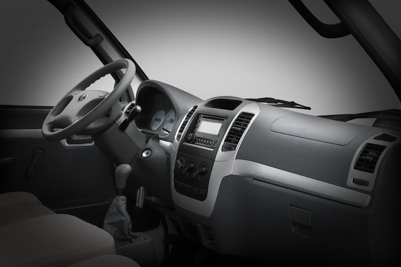 KINGSTAR PLUTO B6 14 Seats 103Hp Gasoline Minibus
