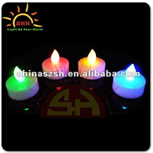 Fashionable Light Up Flashing Novelty LED Candle for Party
