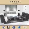 China Modern Italian Leather Sofa Living Room Furniture