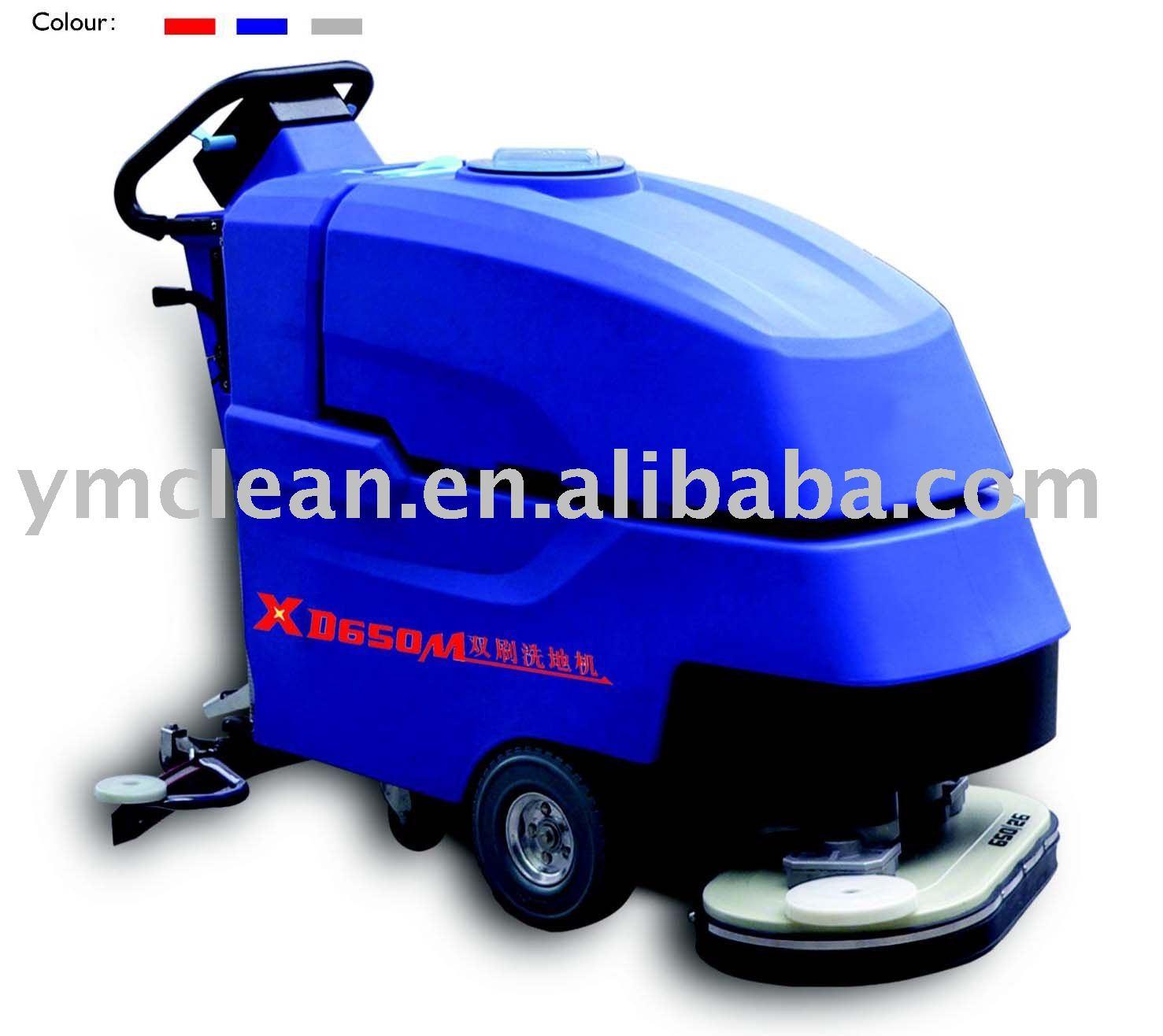 auto floor cleaning machine